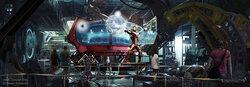 """画像:【海外ディズニー】パリ、数十億ユーロの投資の""""大規模拡張""""計画が明らかに!3つの新エリア爆誕!"""