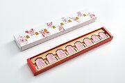 「将棋 デ ショコラ」に「3月のライオン」コラボの苺が登場!「将棋ニャー」たちがパッケージを彩る