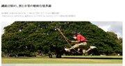 シルク・ドゥ・ソレイユにも出演した縄跳びアーティスト田口さんの技がすごい