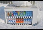 春の訪れとともに、顔を出した自動販売機 掘り起こしてみたら...道民「凍ってないです。自販機すごい」