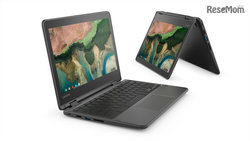 画像:普通教室向け2in1「Chromebook」レノボ、想定4万8千円で5月発売