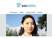 耳を使った新技術の研究が進む「イアラブル」って知ってる?
