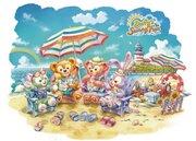 【ディズニー】この夏はダッフィーが熱い!新プログラム「ダッフィーのサニーファン」