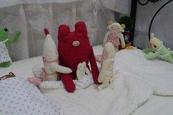 画像:「ぬいぐるみ病院」の行き届いた対応が話題に 入院・手術からリハビリ・お薬まで至れり尽くせり(c)ぬいぐるみ病院