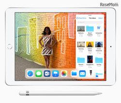 画像:Apple、教育市場向け新iPad発表…299ドルから