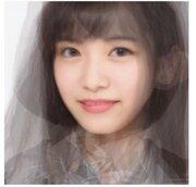 女子高生の考える「盛れてる顔」今年のトレンドは「黒髪・白肌・赤リップ」 ミスコン上位者の平均顔から検証