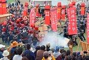 甲冑姿で「桶狭間の戦い」ガチ再現 5.20清洲城で開催へ