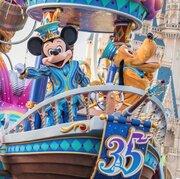 【ディズニー】ひと足お先に!35周年新パレード&「イッツ・ア・スモールワールド」画像到着
