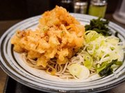 渋谷最強の立ち食い蕎麦屋『しぶそば』で名物の「かきあげ」を食べてきた!