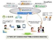 小金井市・NTT Comら4者、総務省「次世代学校ICT」実証に参画