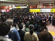 入場規制で長蛇の列... 大パニックの首都圏鉄道、トラブルの原因は何だったのか