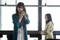 画像:内田有紀演じるワーキングママに「自分を思い出す」と共感の声「わたし、定時で帰ります。」2話