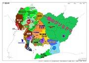 豊田は独立国家、ナガシマは名古屋領... 地元民が作った「愛知の偏見地図」がこちら