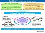 大学で留学体験…高校生対象「Hokkaido Study Abroad Program」9-10月