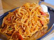 重量約1.2kg! 『横浜ナポリタン PUNCH』のデカ盛りナポリタン「トリプルパンチ」を食べてきた
