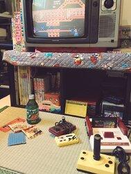 画像:ファミコン、ジョイスティックにキン消し… 80年代の小学生がいる部屋を再現、童心に返ってしまう人続出