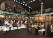 【ディズニー】セイリング跡地に新レストラン!「ドックサイドダイナー」8月20日オープン決定