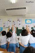 奈良市、市立小中学校・幼稚園にエアコン導入
