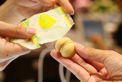 画像:「キリンレモン」がシュワシュワの焼き菓子に! 東京みやげにも、いつものおやつにも