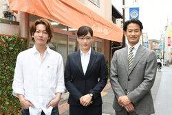画像:佐藤健、波乱を呼び込むダメ男に!綾瀬はるか主演「義母と娘のブルース」