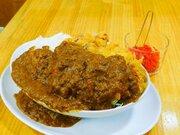完食なるか? 『BON-KURA 梵蔵』の1.6kgの巨大チキンカツカレーに挑戦!