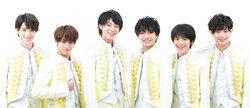 画像:ジャニーズJr.「HiHi Jets」「東京B少年」が「Mステ」初出演!
