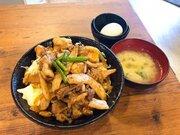 『すた丼』史上最高ボリューム!「オールスター焼肉丼」を食べてみた