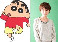 画像:「クレヨンしんちゃん」野原しんのすけの新声優が小林由美子に決定!