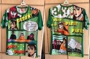 あの静岡ローカルCMがTシャツに! 地元高校の「ハッピーパロディ」に県民爆笑