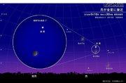 金星と三日月が接近、6/16夕方より必見の美しい共演