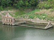 まるでカリオストロの城! ダムに眠る廃墟「曽木発電所遺構」が人気沸騰中