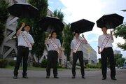 日傘は女子だけのものじゃない! 埼玉県「日傘男子広め隊」の活動に迫る