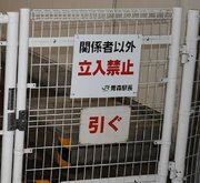 引くじゃなくて「引ぐ」 青森駅の看板、なぜ津軽弁に?  JRに理由を聞くと...
