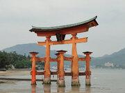 宮島のシンボル大鳥居が2019年6月から大規模修繕へ