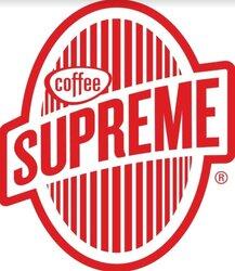 画像:ニュージーランド・ウェリントン発のコーヒーロースターカンパニー「コーヒー・スープリーム」ロゴ