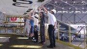 JAL・東大生研、機体見学や翼設計の実験…飛行機ワークショップ2018