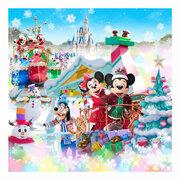【ディズニー】クリスマス限定の大人気パレード、イメージカット公開に
