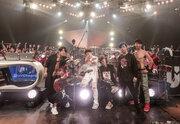 """UVERworld、「SONGS」で""""男祭り""""開催!大熱狂のライブをオンエア"""