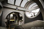 京阪宇治駅が「美しい」理由、設計者に聞くと... 「宇治の『色気』を表現した」