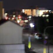 ん?街中が「?」だらけに...?? たまたま撮影された「困惑する夜景」がめっちゃ不思議