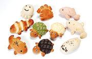 水族館の人気者がパンに!京都水族館の「すいぞくパン」が可愛いと話題に