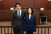 北川景子、北村一輝をバディに初の弁護士役! SPドラマ「指定弁護士」