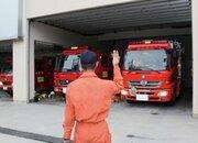 広島市消防局「女性隊員を増やしたい!」 女子大生に職場体験