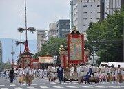 京都・祇園祭の「もったいない屋台」 おいしく食べて食品ロスを減らす
