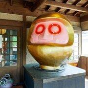 泣きすぎた?「赤い目のだるま」がじわる... 高崎の写真を撮る「インスタグンマー」が増えそう