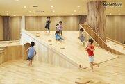 18か月未満専用ゾーンあり、ららぽーと立川立飛の屋内施設