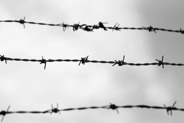 画像:境界線の言いがかりから始まり...(画像はイメージ)