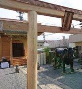 おいしい和牛に感謝したい! 仙台に「牛神社」が誕生した理由