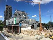 平成の最後の城「尼崎城」 145年ぶり再建で、一般公開を楽しみに待つ尼崎市民
