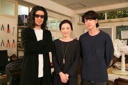 画像:「半分、青い。」永野芽郁&佐藤健が「LIFE!」に登場